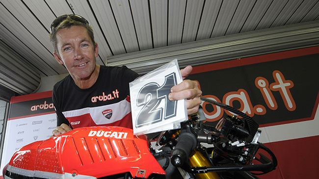Troy Bayliss: