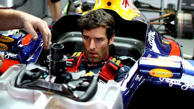 Webber, siluro sulla Red Bull: