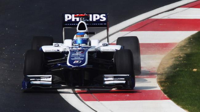 La Williams opta per un KERS