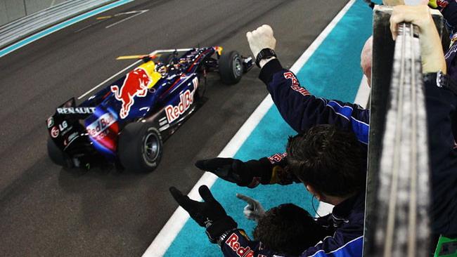 La Red Bull ha