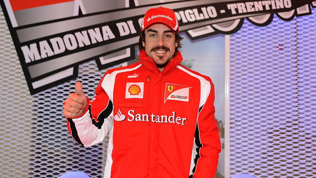 Alonso sorprende: