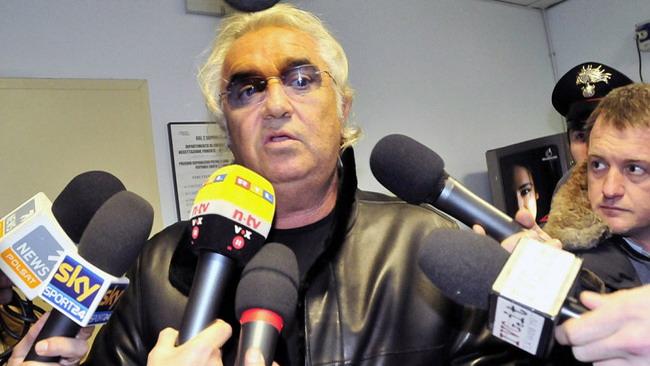 Briatore torna da Kubica: