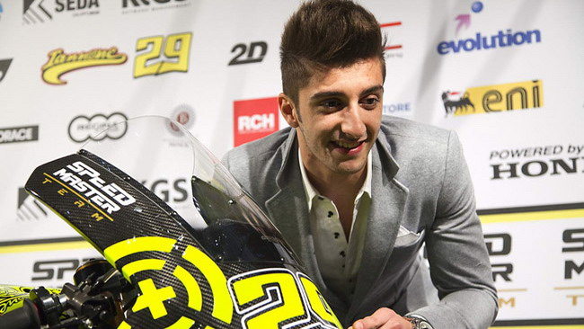 Team Speedmaster: Iannone e