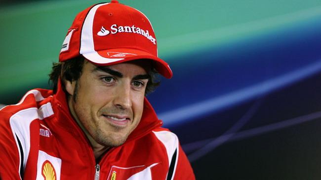 Alonso determinato: