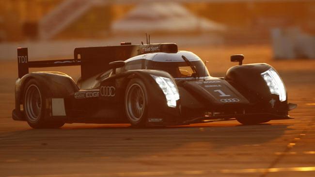 L'Audi porta in pista la R18