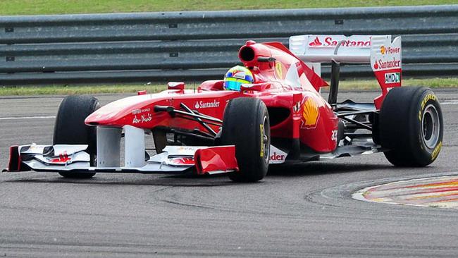 Ecco la Ferrari che ha girato a Fiorano nel