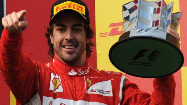 Alonso soddisfatto: