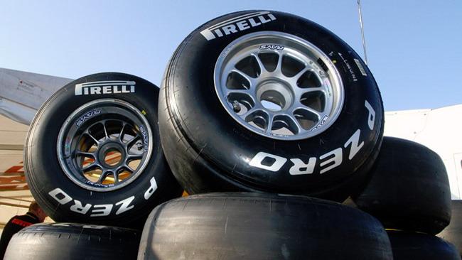 A Barcellona la Pirelli porta le hard