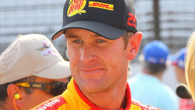 Indy 500: Hunter-Reay