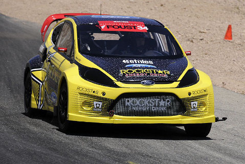 Tanner Foust | Fot. Ford Racing