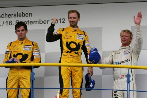 Podium w Oschersleben | Fot. racecam.de
