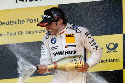 Bruno Spengler | Fot. BMW