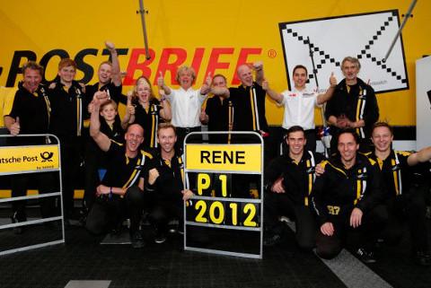 Rene Rast   Fot. racecam.de