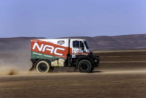 Domownik/Jandrowicz/Saleta | Fot. NAC Rally Team