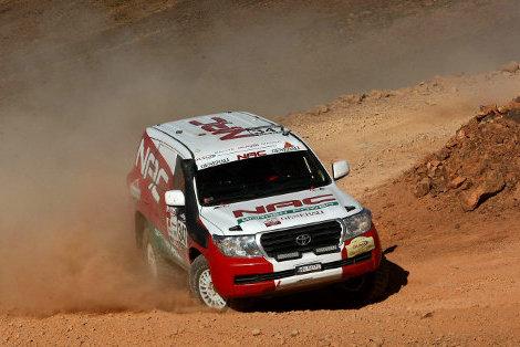 Molgo/Górecki | Fot. NAC Rally Team