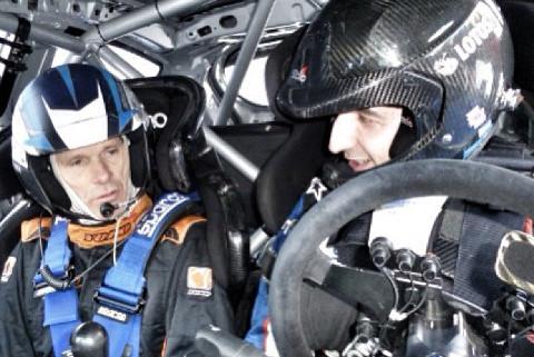 Marcus Grönholm i Robert Kubica | Fot. M-Sport