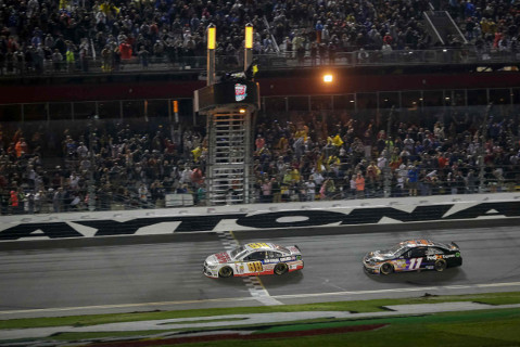 Dale Earnhardt Jr | Fot. Chevrolet