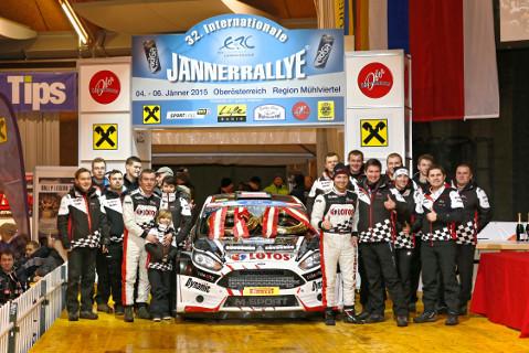 LOTOS Rally Team | Fot. ERC