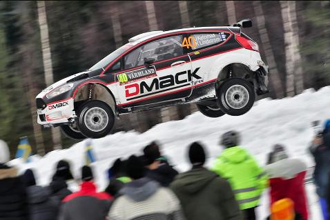 Ketomaa/Lindström | Fot. DMACK Tyres