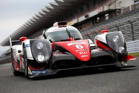 Toyota TS050 Hybrid | Fot. Toyota Motorsport