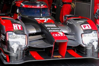 Audi R18 | Fot. Audi Sport