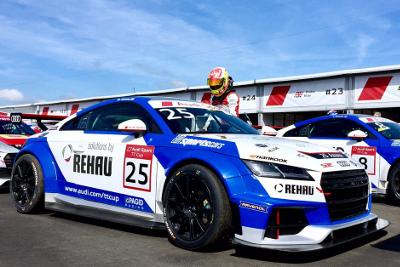Mikel Azcona | Fot. Audi Sport