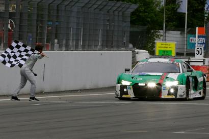 Kelvin van der Linde | Fot. Audi Sport