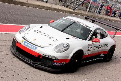 Porsche Andreasa Mikkelsena | Fot. Facebook