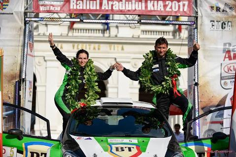 Marisca/Poenaru | Fot. Napoca Rally Academy