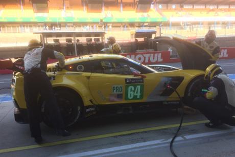 Corvette C7.R   Fot. Corvette Racing