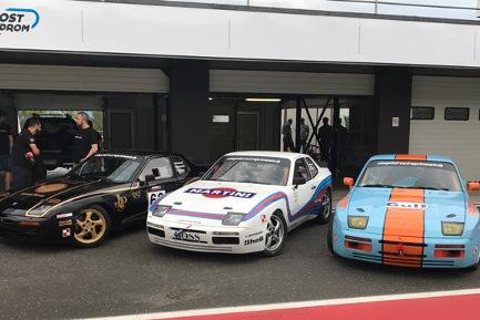 Porsche 944 S2   Fot. ABGoldracing
