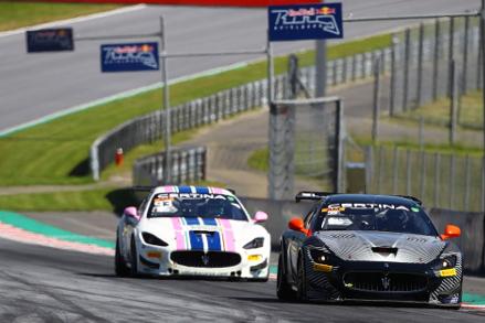 Maserati GranTurismo MC GT4 | Fot. GT4 European Series