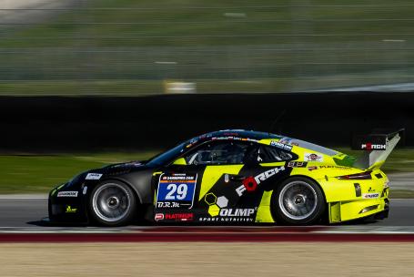 Porsche Förch Racing powered by Olimp
