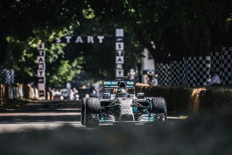 Nico Rosberg | Fot. Mercedes AMG F1