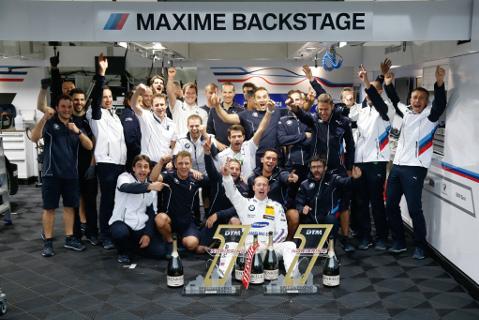 Maxime Martin | Fot. BMW