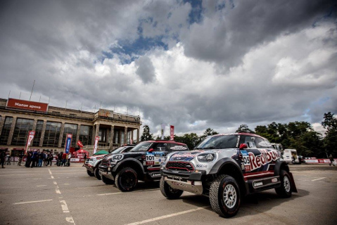Mini na Silk Way Rally | Fot. X-raid
