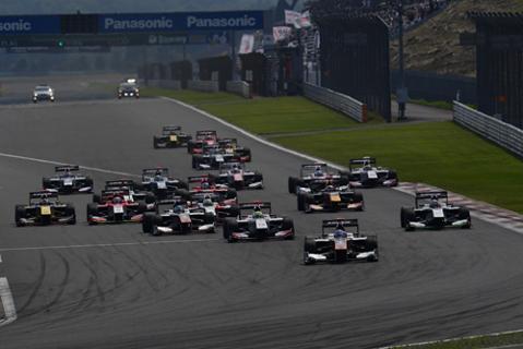 Start na Fuji Speedway | Fot. superformula.net