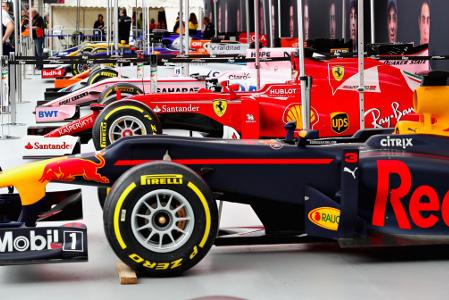 F1 Live London | Fot. Red Bull UK