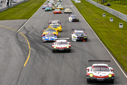Start Northeast Grand Prix | Fot. Porsche