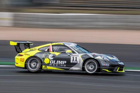 Robert Lukas | Fot. Olimp Racing