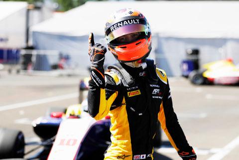 Jack Aitken   Fot. GP3