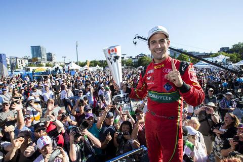 Lucas Di Grassi | Fot. Audi Sport