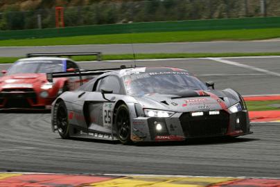 Audi R8 LMS | Fot. Audi Sport