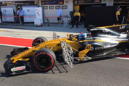 Nicholas Latifi   Fot. Renault