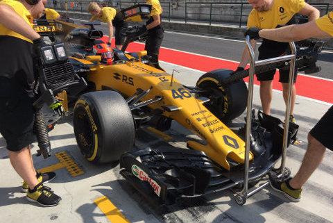 Robert Kubica | Fot. Renault