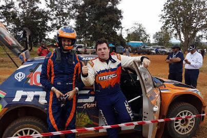 Baryan/Sturrock | Fot. Multiple Racing Team