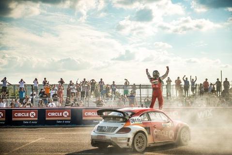 Scott Speed | Fot. VW Motorsport