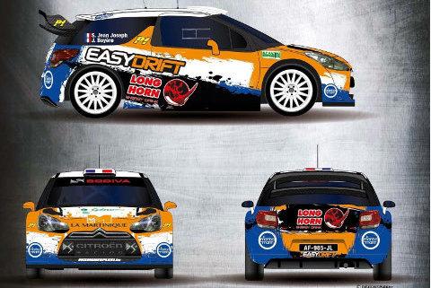 DS3 WRC Simona Jean-Josepha