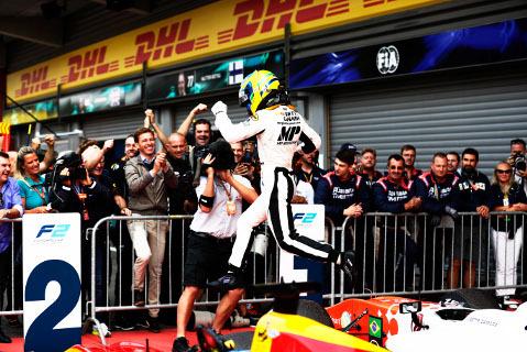 Sérgio Sette Câmara | Fot. FIA F2