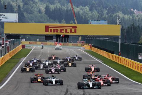 Start w Spa-Francorchamps | Fot. XPB